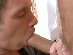 fellatio for sweet gay stud