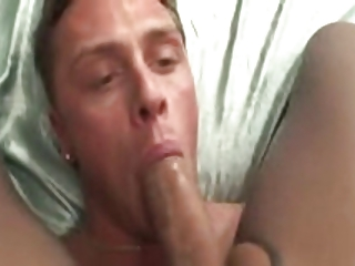 sweet ts inside nylons bangs with gay man