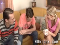 initial bi-male gathering for ella