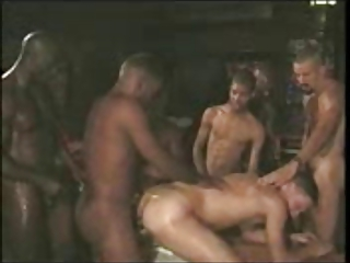 gay bunch  clean slave