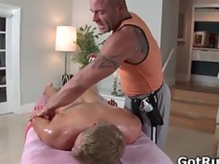 guy acquires ideal gay massage every part2