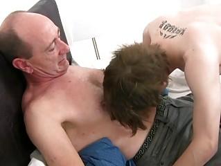 grownup gay daddy slamms amateur rough arse gap